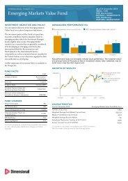 Fact Sheet - Index People