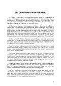 Sri Caitanya Mahaprabhu - Srila Bhakti Vaibhava Puri Maharaja - Page 5