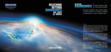 ANNuAl REPORT 2011 - DRB-HICOM Group