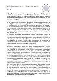 Lokale Aktionsgruppe der Heideregion Uelzen hat neuen ...