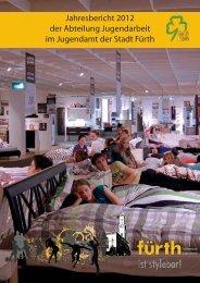 Jahresbericht 2012 - Schule der Phantasie Fürth