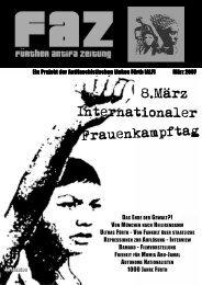 3. ausgabe - Antifaschistische Linke Fürth (ALF)
