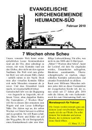 Word Pro - 2010-2Text.lwp - Kirchengemeinde Heumaden-Süd