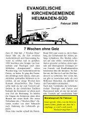 Word Pro - 2008-1Text.lwp - Kirchengemeinde Heumaden-Süd