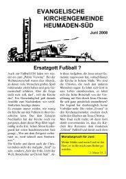 Word Pro - 2008-6Text.lwp - Kirchengemeinde Heumaden-Süd