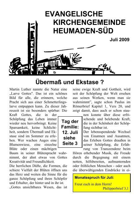Word Pro - 2009-7Text.lwp - Kirchengemeinde Heumaden-Süd
