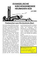 Word Pro - 2008-7Text.lwp - Kirchengemeinde Heumaden-Süd