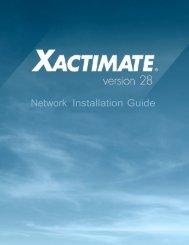 Network Installation Guide - Xactware