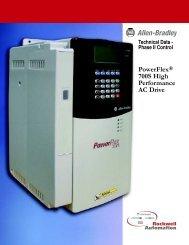 PowerFlex® 700S High Performance AC Drive