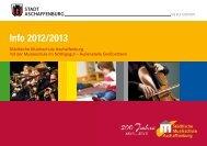 Hauptfach - Städtische Musikschule Aschaffenburg