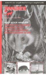 ZOOGDIER 1996 7 (2) - Zoogdierwinkel
