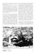 Inhoud Zoogdier 15(1) maart 2004 - Zoogdierwinkel - Page 7