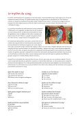Le sang - blutspendeintra.ch - Page 3