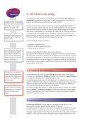 Le sang - blutspendeintra.ch - Page 4