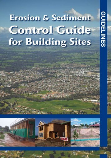Erosion Sediment Control Guide for Building Sites.pdf - Indigo Shire