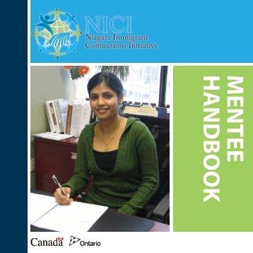 NIEC Mentee Toolkit - Allies Canada