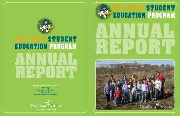 Student Education Program Annual Report 2011-12.pdf