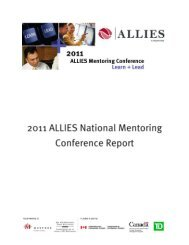 Download Conference Summary Report - Allies Canada