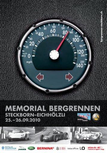 2010 - ACS Automobil-Club der Schweiz