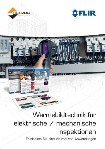 FLIR Leitfaden für Thermografie in industriellen Anlagen