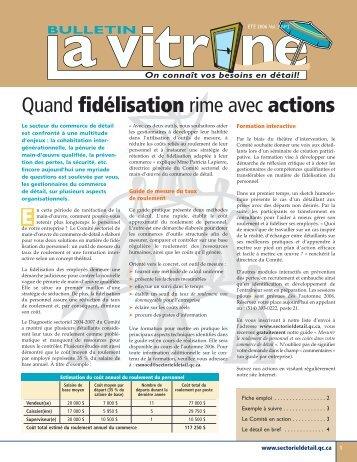 La Vitrine vol. 3, no 2 - Détail Québec