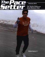 February 2010 - Hudson Mohawk Road Runners Club