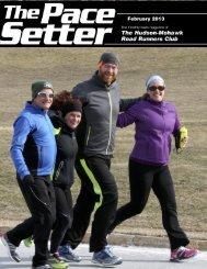 March 2013 - Hudson Mohawk Road Runners Club