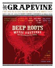 1 - The Grapevine