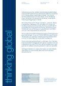 Vårt ansvar – ett sammandrag 2004 - Astrazeneca-annualreports.com - Page 3