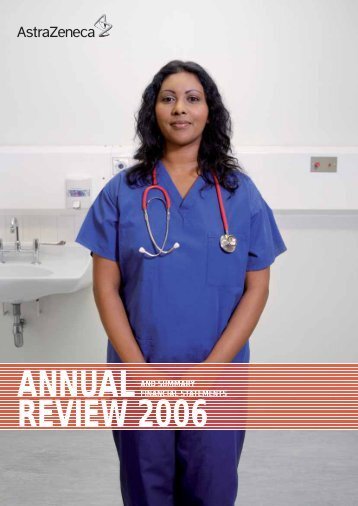 English - 2075 kb - Astrazeneca-annualreports.com