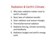 Radiation and Earth's Climate.pdf - Atmospheric and Oceanic Science