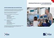 personalentwicklung im it- und medienbereich - Hamburg@work