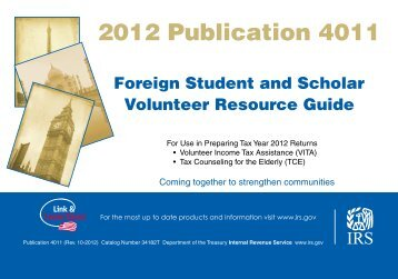 Publication 4011 (Rev. 10-2012) - Internal Revenue Service
