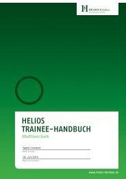 Ansprechpartner Traineeprogramm MT - HELIOS Kliniken GmbH