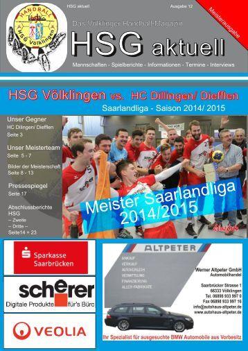 16/05/15 vs. HC Dilingen