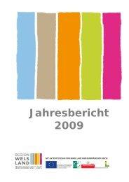 LEWEL Jahresbericht 2009.pdf - Region Wels Land