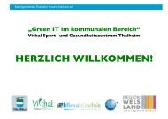 Green IT Thalheim 2012.pdf - Region Wels Land