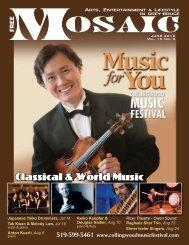 Classical & World Music - Mosaic