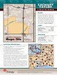 Zachary Taylor Megasite Fact Sheet - Louisiana's I-12 Alliance - Page 2