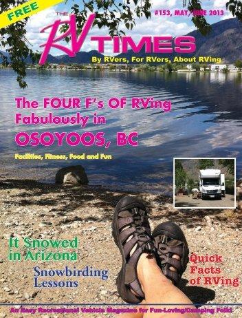 OSOYOOS, BC - RV Times