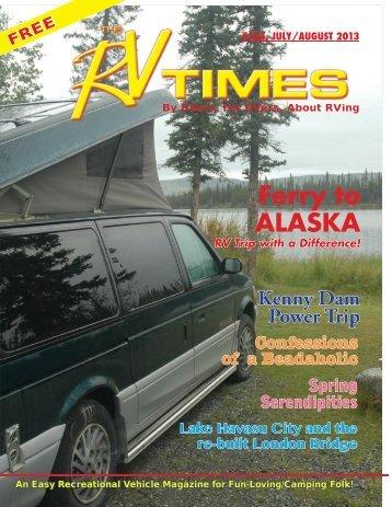 Ferry to ALASKA - RV Times