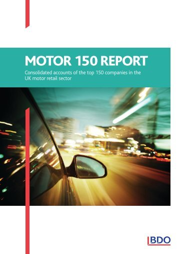 Motor 150 Report - UK.COM