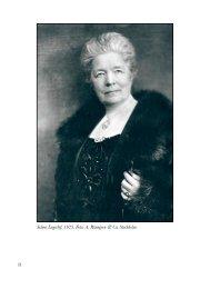Selma Lagerlöf, 1923. Foto: A. Rönngren & Co ... - Heidruns Förlag