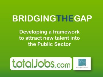 Mike Booker - Engaging Public Sector Talent