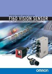 F160 VISION SENSOR - Tema