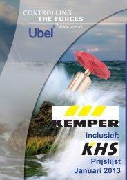 Prijslijst Kemper februari 2012.xlsx - catalogus-beheer.nl