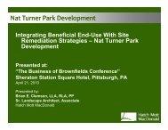 Nat Turner Park Development - Eswp.com