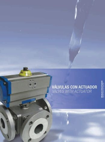Compact Scotch Yoke Actuators For Quarter Turn Valves Rotork