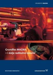 Grundfos MAGNA – i dalje radikalne izmene - TDM