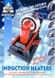 Induction Heater Catalogue - Nachem.com.sg